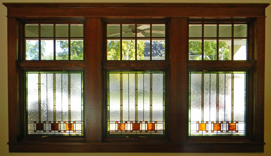 ArtGlassByWells  Serving Houston since 1962  Frank L Wright