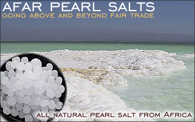 Natural Salt Pearls   San Francisco Salt Company