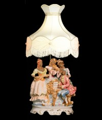 Capodimonte Lamps Made In Italy. Capodimonte Made In Italy ...