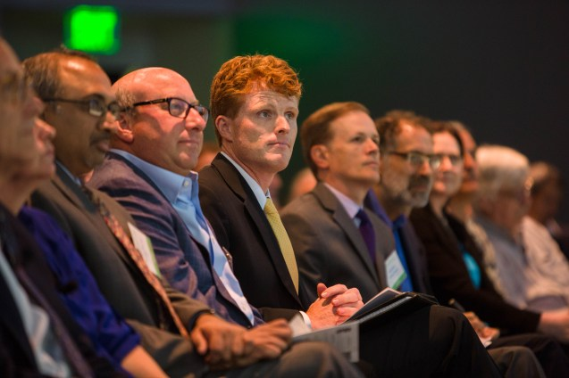 Notable members in the audience Photo Credit: MIT News