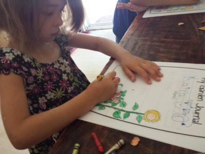 gardening with kids garden journal for kids