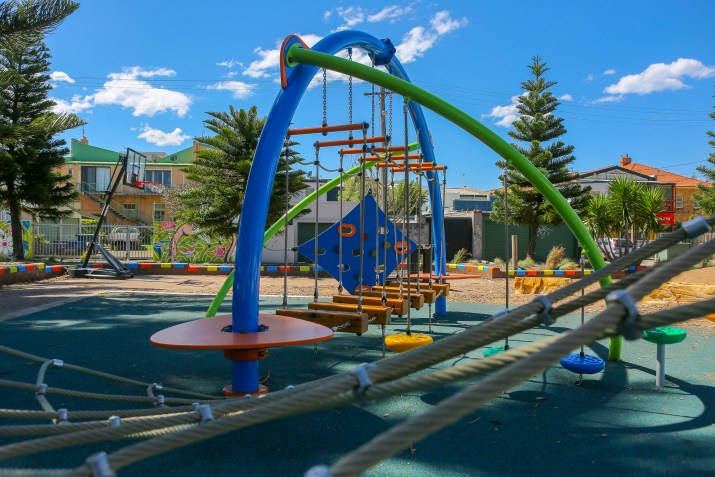 Port Kembla playground