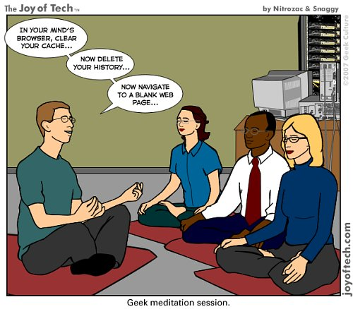 Modern Meditation