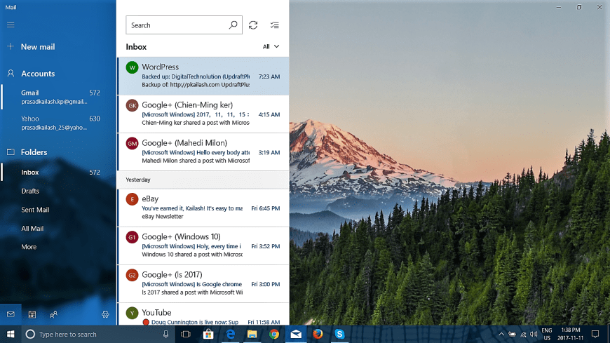 Windows 10 Calendar App That Helps You To Be Most Productive