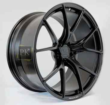 vs forged vs08 matte black wheels