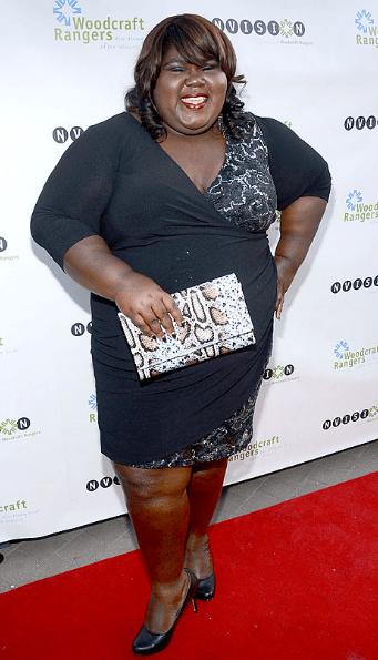 Precious Actress Weight Loss : precious, actress, weight, Gabourey, Sidibe,
