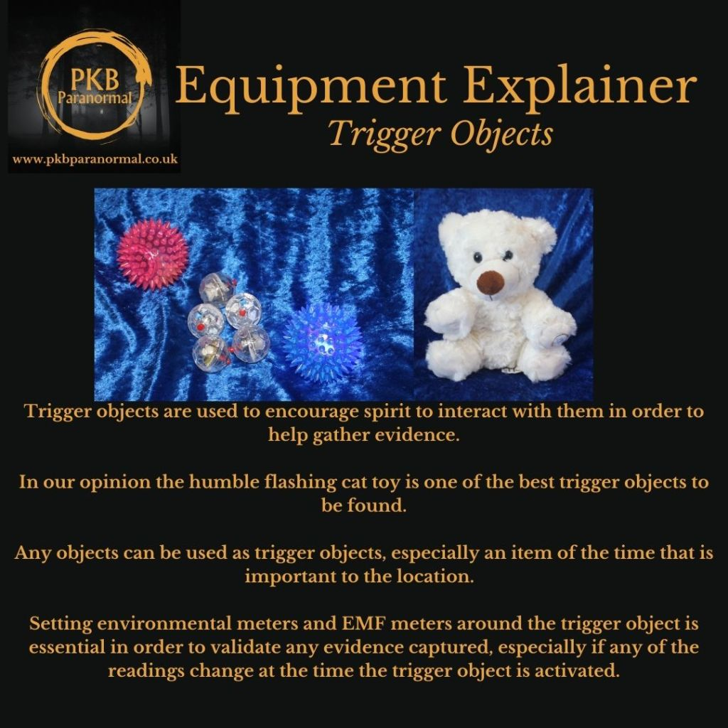 Trigger Objects