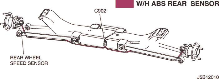 Electrical Wiring Diagram 2005 Nubira-Lacetti 27. ABS