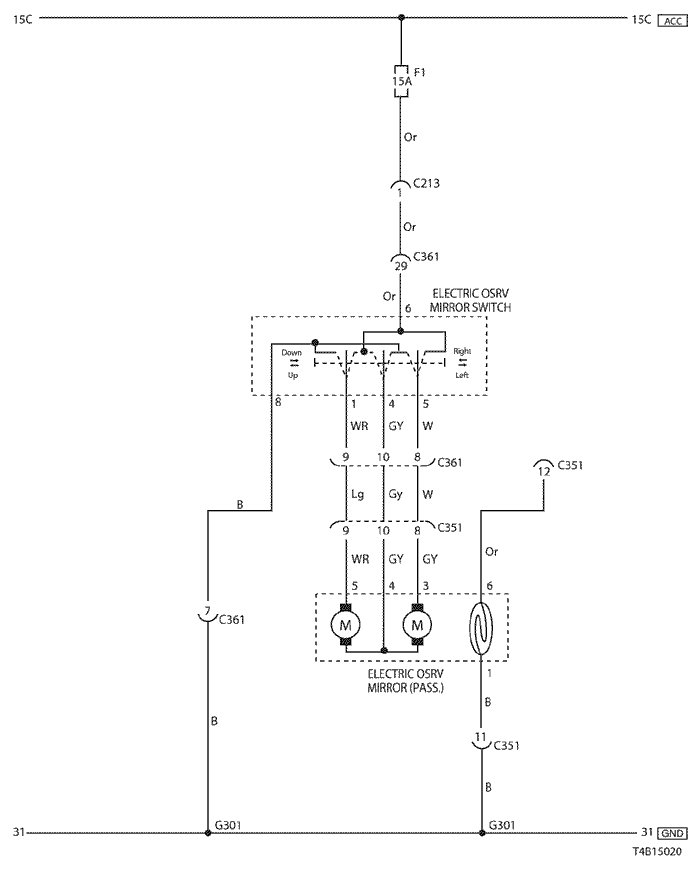 Electrical Wiring Diagram 2005 Kalos 18. ELECTRIC OSRV