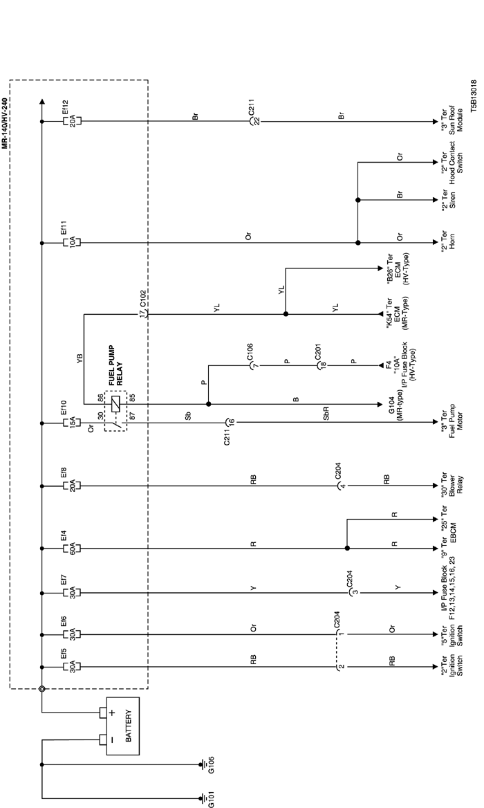 hight resolution of electrical wiring diagram 2005 kalos wiring diagram for power supplies t5b13018 png
