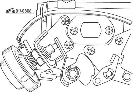 Mazda 626 / MX-6 Система снижения токсичности при резком