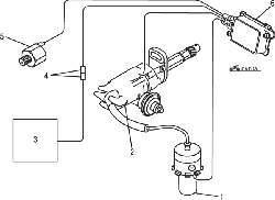 Mazda 626 / MX-6 Электрооборудование двигателя