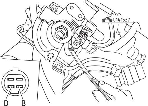 Mazda 626 / MX-6 Система впрыска топлива