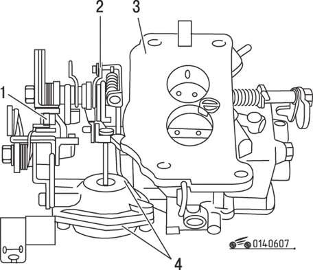 Mazda 626 / MX-6 Карбюратор