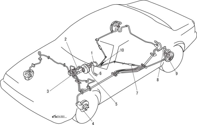 Mazda 626 / MX-6 Общие сведения