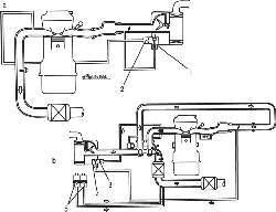 Mazda 626 / MX-6 Система снижения токсичности отработавших