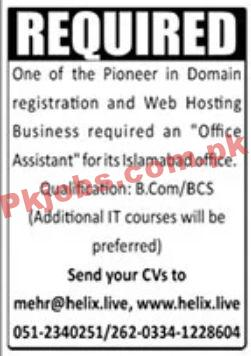 Jobs In Domain & Hosting Business