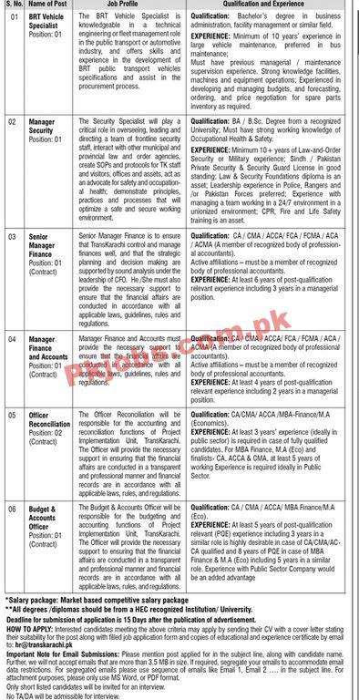 Transkarachi Pk Jobs 2021 | Transkarachi Company Headquarters Announced Management
