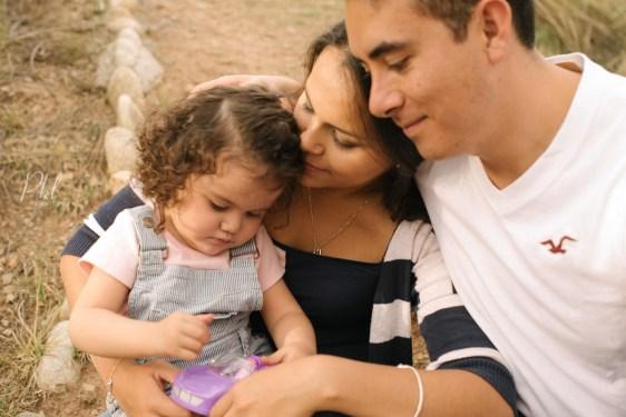 Afnan, Natalia y Julia