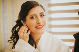maquillaje novia la paz