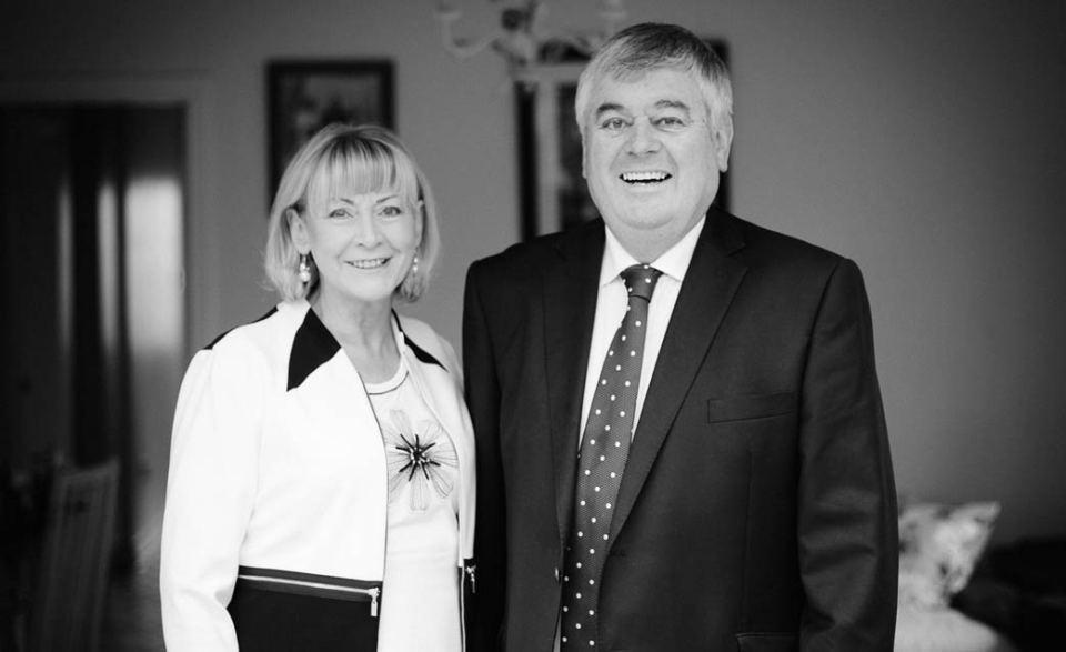 Pat & Kathleen