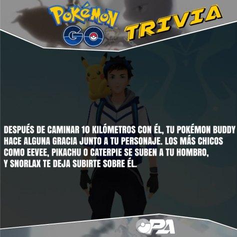 Pokémon GO Trivia 12