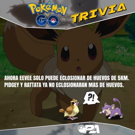 Pokémon GO Trivia 05