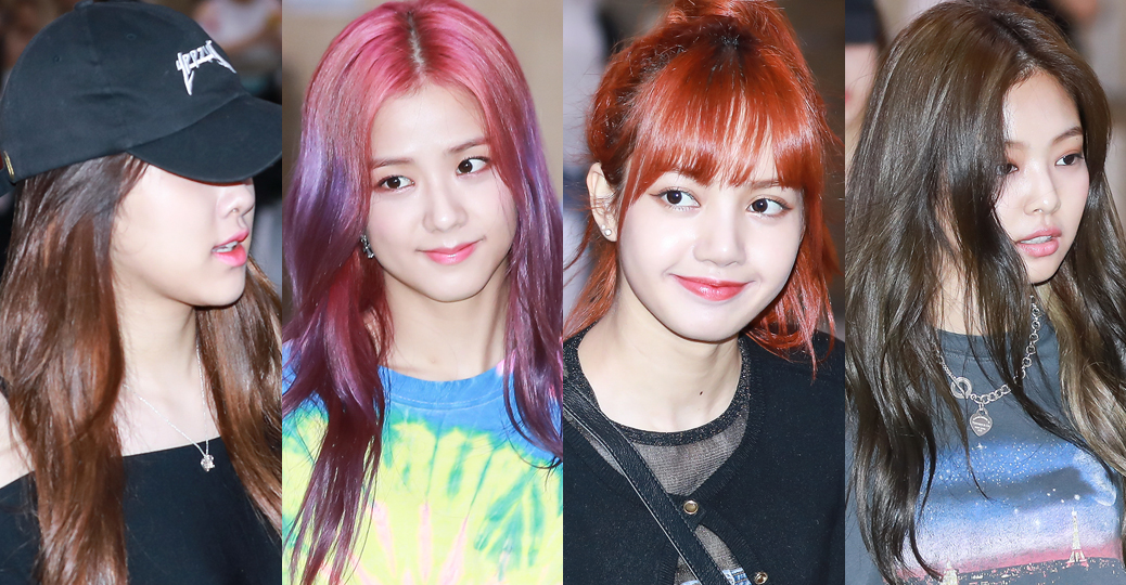 [PRESS] 170721 BLACKPINK at Gimpo Airport (Arrival from Japan)