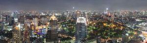 バンコク夜景