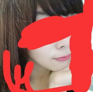 巨乳の台湾人LINE