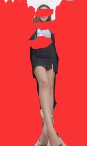 タイ人のスタイルの良い女子大生