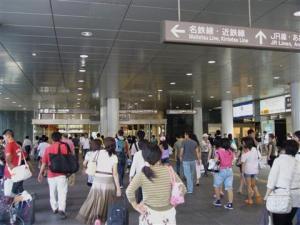 名古屋駅桜通口画像