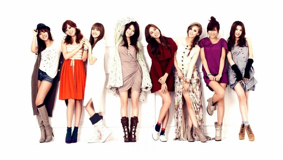 韓国美女グループ