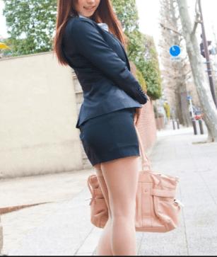 渋谷でナンパした美人な就活生