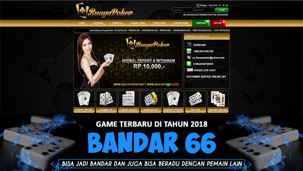 Buaya Poker Situs Agen Resmi PKV365 Terpercaya Indonesia