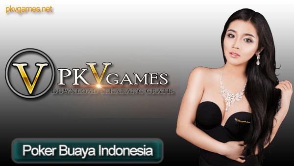 Poker Buaya Indonesia
