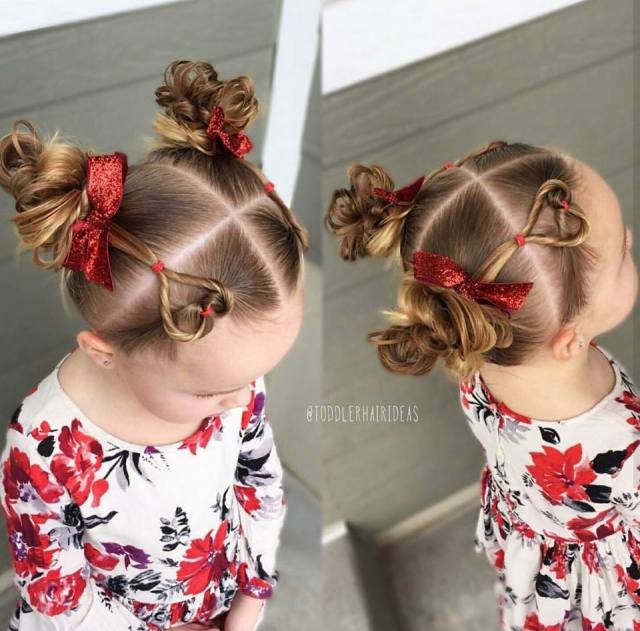 15 best hairstyle ideas for baby girls - pk vogue
