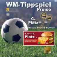 Platz 4-10 Kopfhoerer+McDonalds