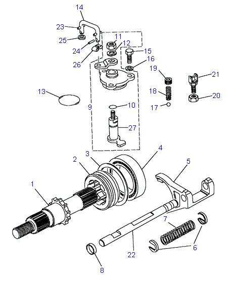Land Rover Lt230 Transfer Case Diagram, Land, Free Engine