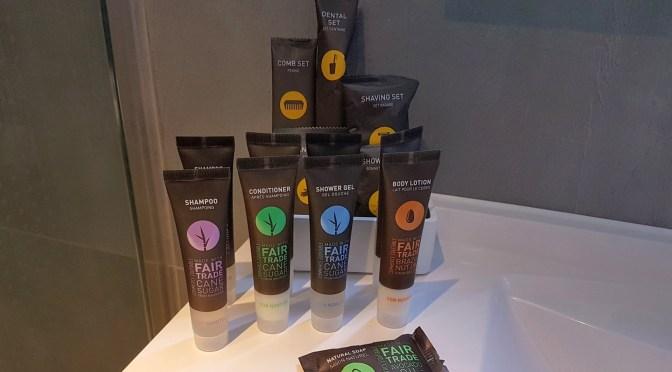 Kosmetyki w hotelu