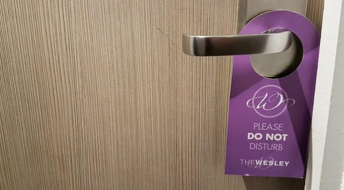 Zawieszki hotelowe