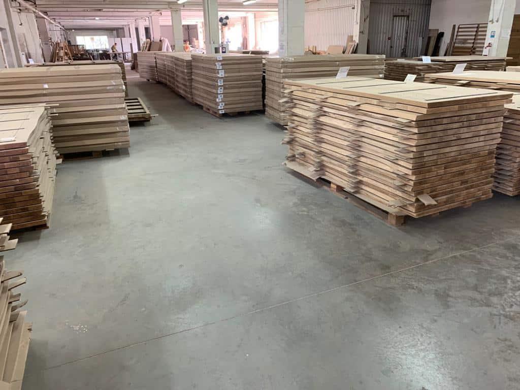 Stoły dębowe mbs drewno