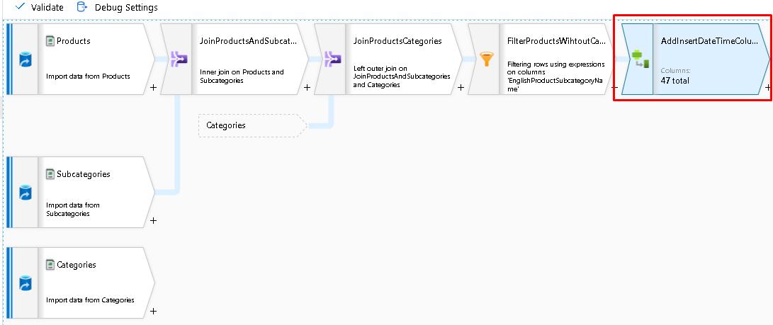 DataFactory_MappingDataFlow_24