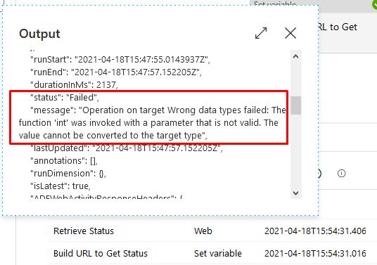 AzureDataFActory_ErrorHandlingViaREST_15