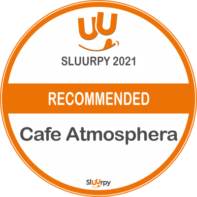 Cafe Atmosphera - Sluurpy