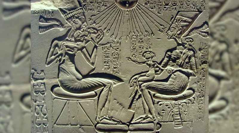 8 Egyptian Carving