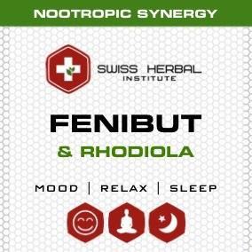 FENIBUT & RHODIOLA 60