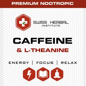 CAFFEINE & L-THEANINE 30