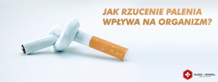 Rzucenie palenia a zdrowie
