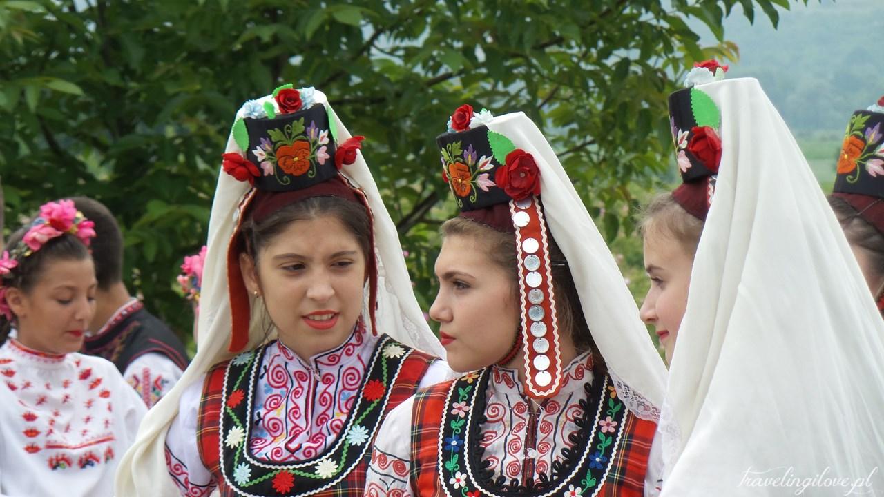 Festiwal Róż w Bułgarii 2017